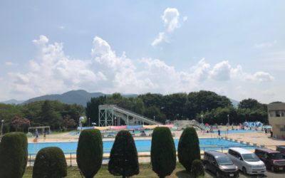 信州・長野県の市民プール・公園の水遊び場